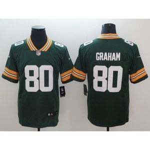 Green Bay Packers Jimmy Graham Jersey